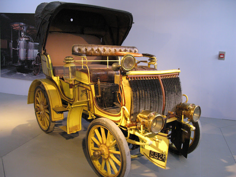 Thouars Encore: Châtellerault Motor Museum