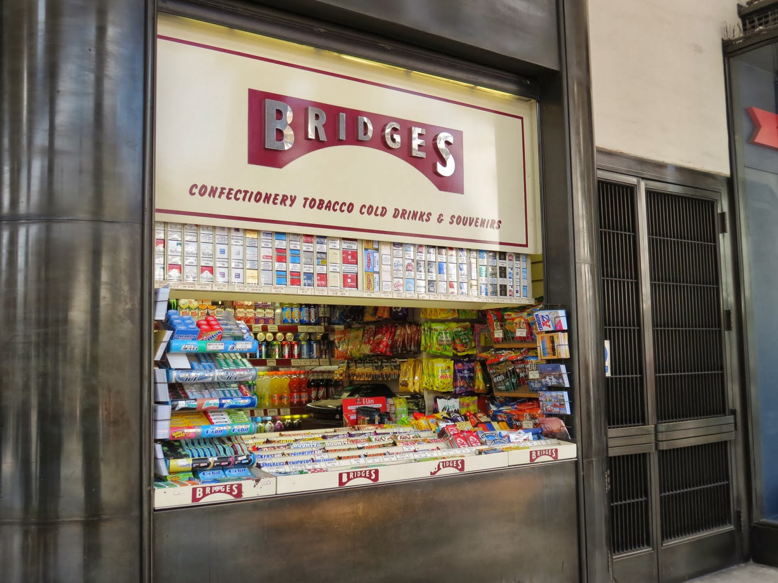 Covent garden Birdges confectionery
