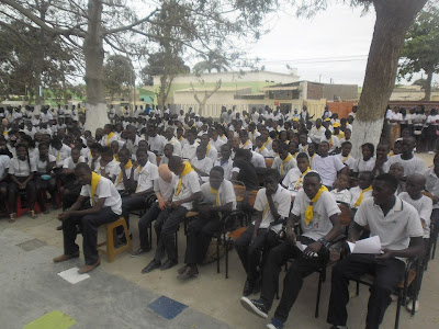 Atividades da IAM e JM em Angola - África