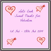 Lets Cook sweet treats for valentine