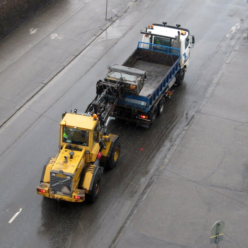 Vaasan kaduille on kuluneenkin talven aikana levitetty hiekoitussoraa  melkoiset määrät. Takaisin kerätyksi saatu määrä on ollut joka vuosi myös  suuri. b10dabe671
