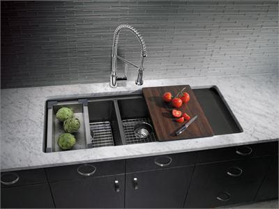 modern kitchen sink design and ideas