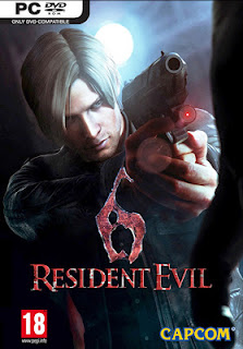 Resident Evil 6 Download PC Game Full Version