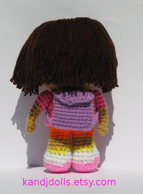 Dora The Explorer Boots Doll5