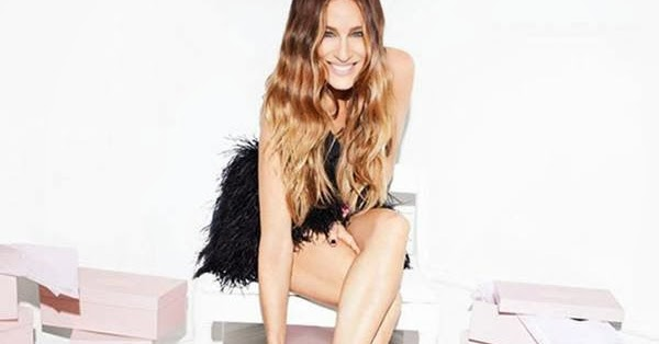 sarah jessica parker manolo blahnik shoes collection 2014