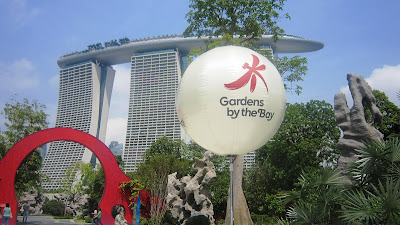 Gardens by the Bay and MBS