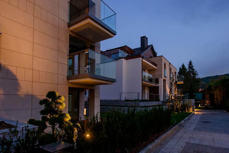 fotografia architektury, zdjecia architektyry, osiedle mieszkaniowe, krakow, wola justowska