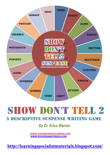 """descriptive essay show don tell Help students learn about descriptive writing with this engaging lesson your class will learn to show character emotions though the """"show, don't tell"""" writing technique with videos, practice writing, and class participation."""