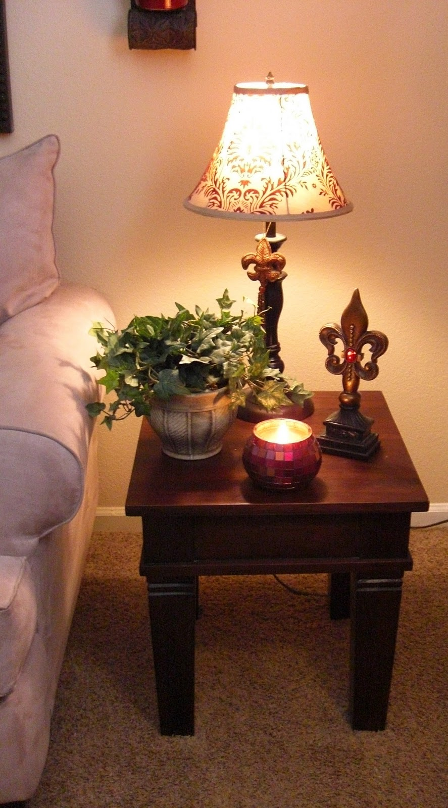 No place like our home living room part 1 for Living room 94 answers