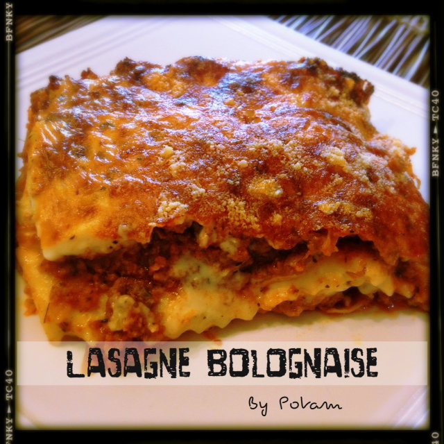 Les rendez vous gourmands lasagne bolognaise facile et rapide - Lasagne facile et rapide ...