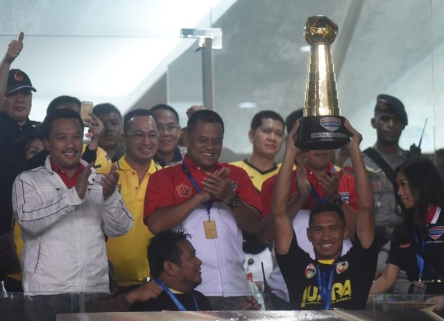 Pemenang Piala Jenderal Sudirman