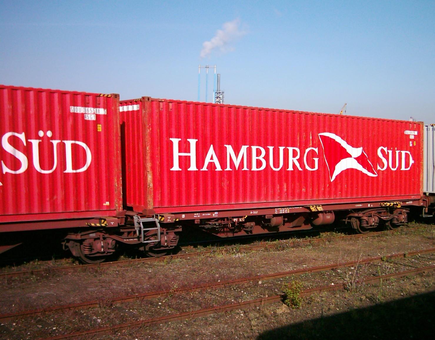 hamburg sud: