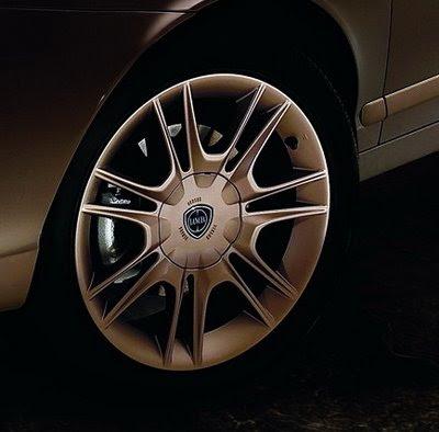 2009 Lancia Ypsilon Versus