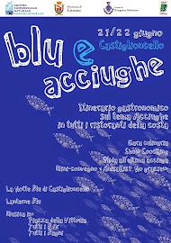 BLU&ACCIUGHE, Castiglioncello 21 giugno 2014