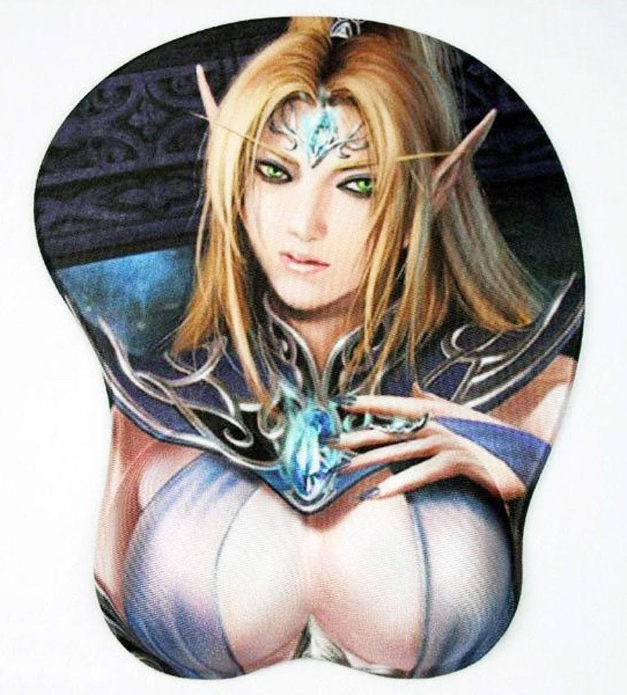 Podkładka pod nadgarstek World of Warcraft