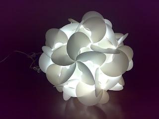 Jigsaw lamp
