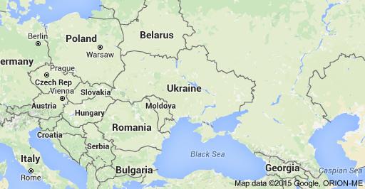Where is Ukraine?   Blogstuff4u