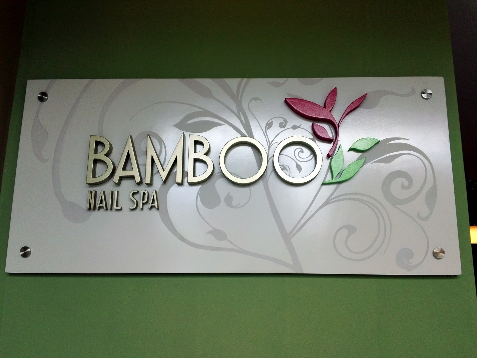 bamboo spa logo - photo #14