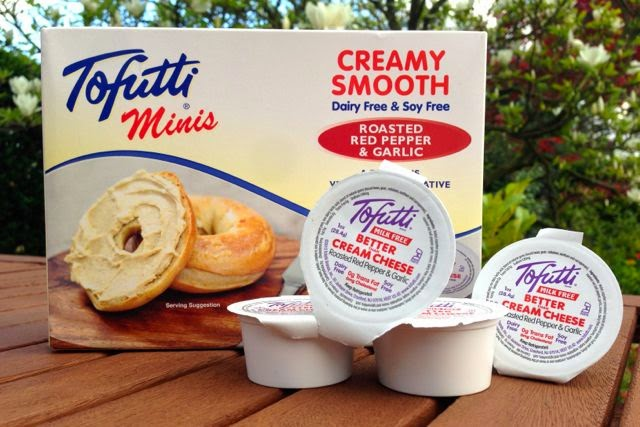 Tofutti Minis - 'Better Than Cream Cheese' - Dairy Free Cream Cheese