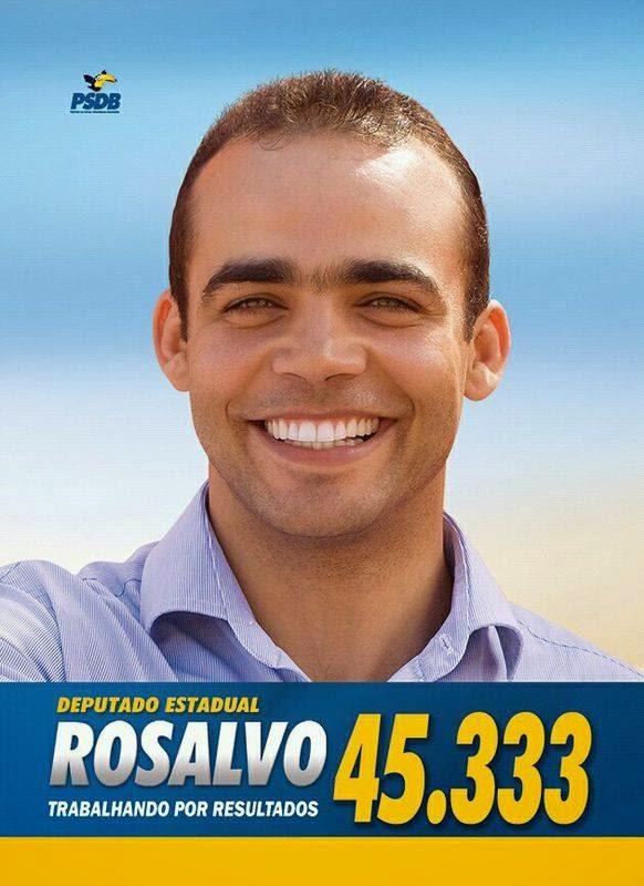 ROSALVO PSDB - DEP. ESTADUAL 45.333