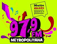Rádio Metropolitana FM de Arapiraca/Major Isidoro ao vivo