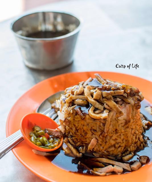 Hung Steam Cup Rice Bukit Mertajam