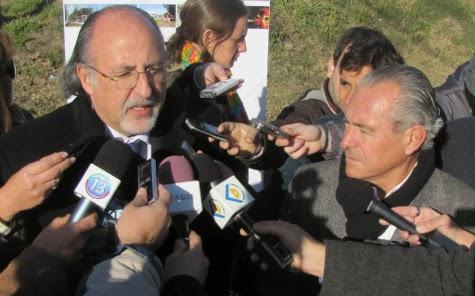 Marcelo Vorobiof y Mario Barletta.