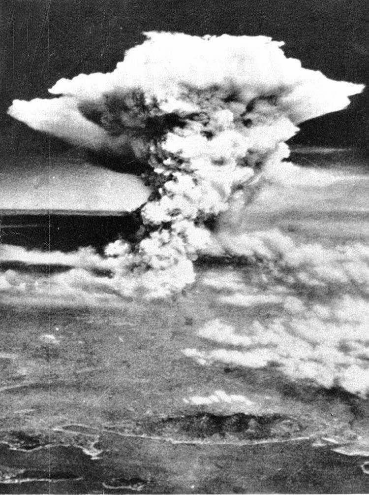 survivorss account of the atomic blast of 1945 in hiroshima