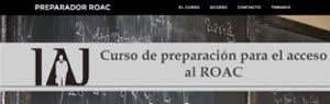 Grupo Preparador ROAC 2017