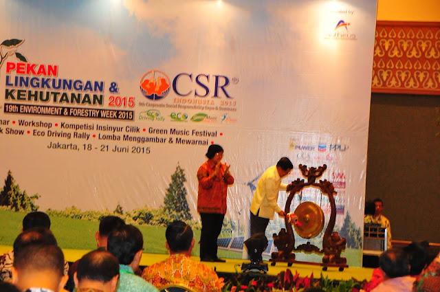 Wakil Presiden Buka Pekan Lingkungan Hidup dan Kehutanan