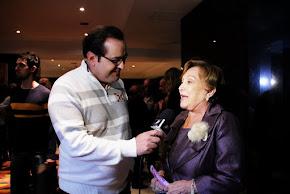 Nicete Bruno conversa com Antonio Carlos Gomes