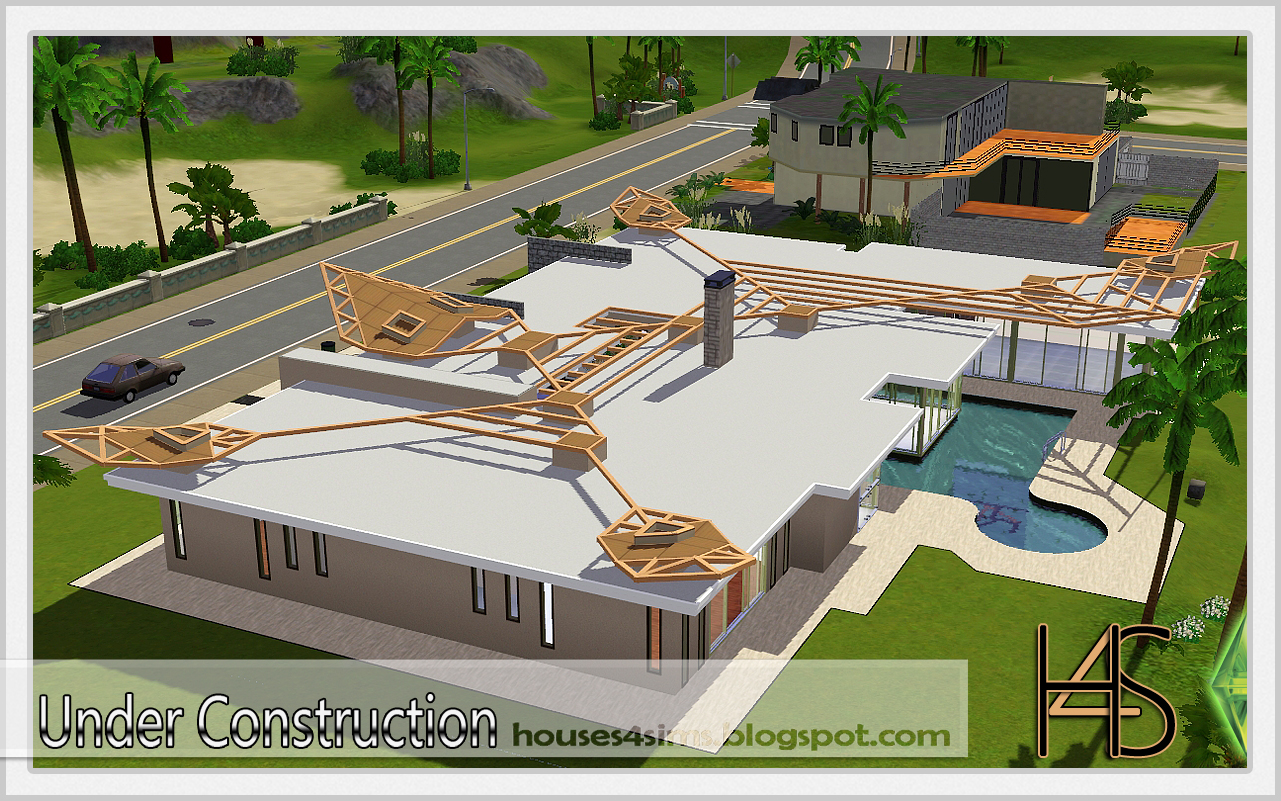 Houses 4 Sims