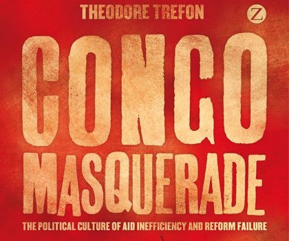 Congo Masquerade