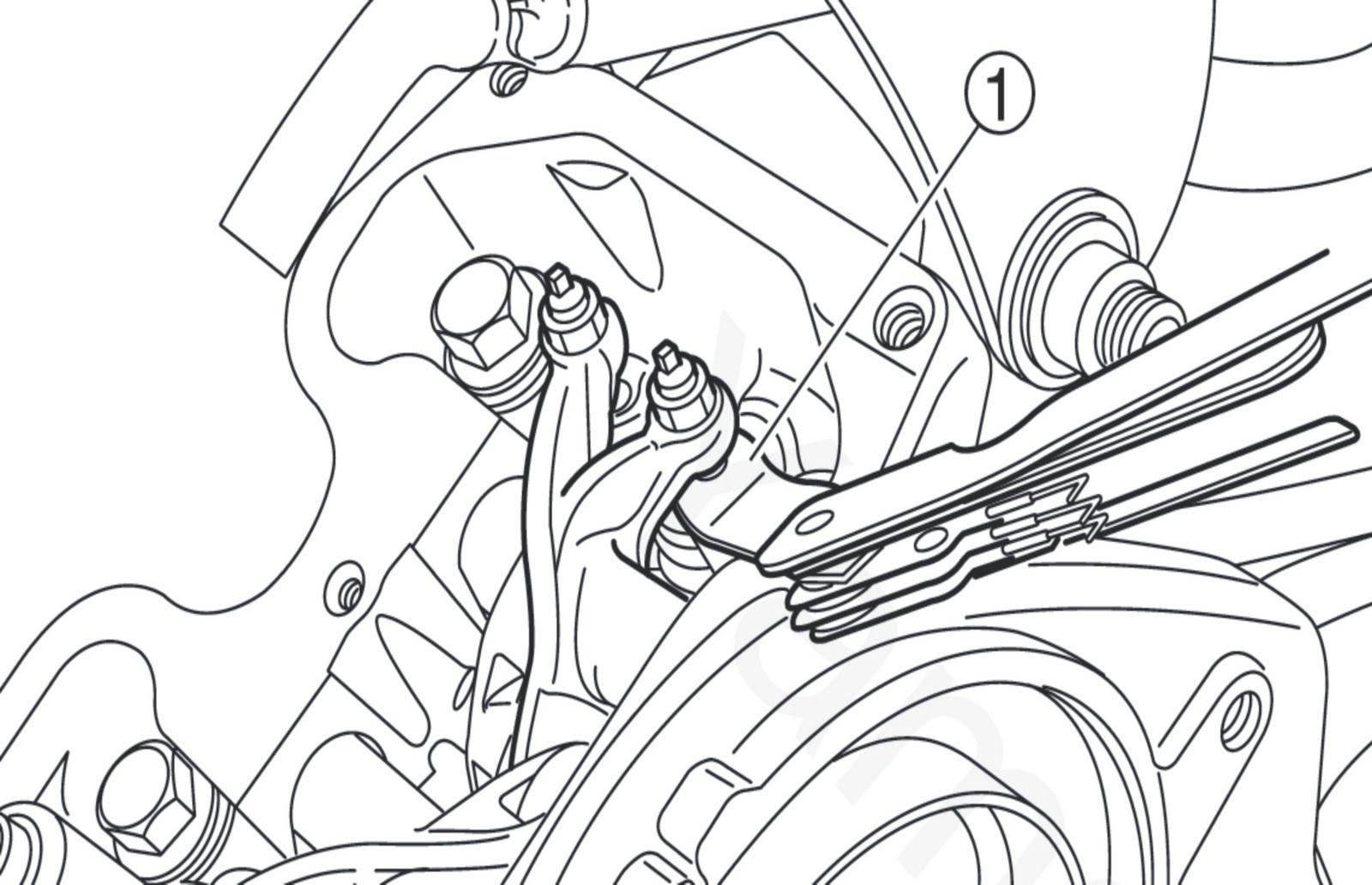 Murid saya mas Arif Blora mengalami masalah pada sepeda motor Jupiter
