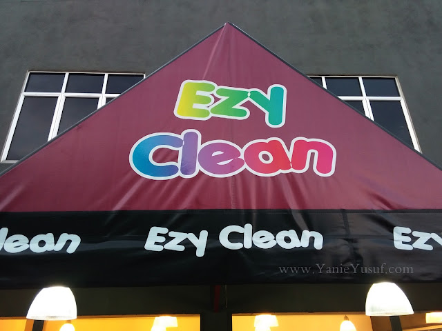 ''Self Service Laundry'', ezy clean dobi