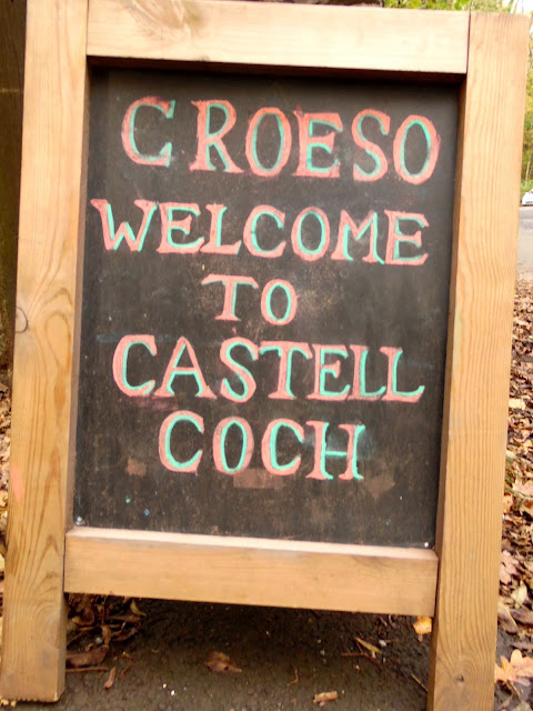 Welcome to Castle Coch