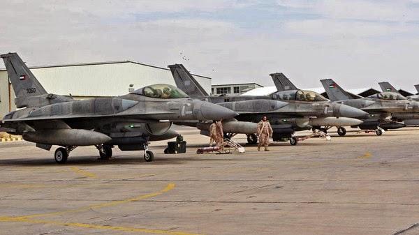 jet tempur UAE