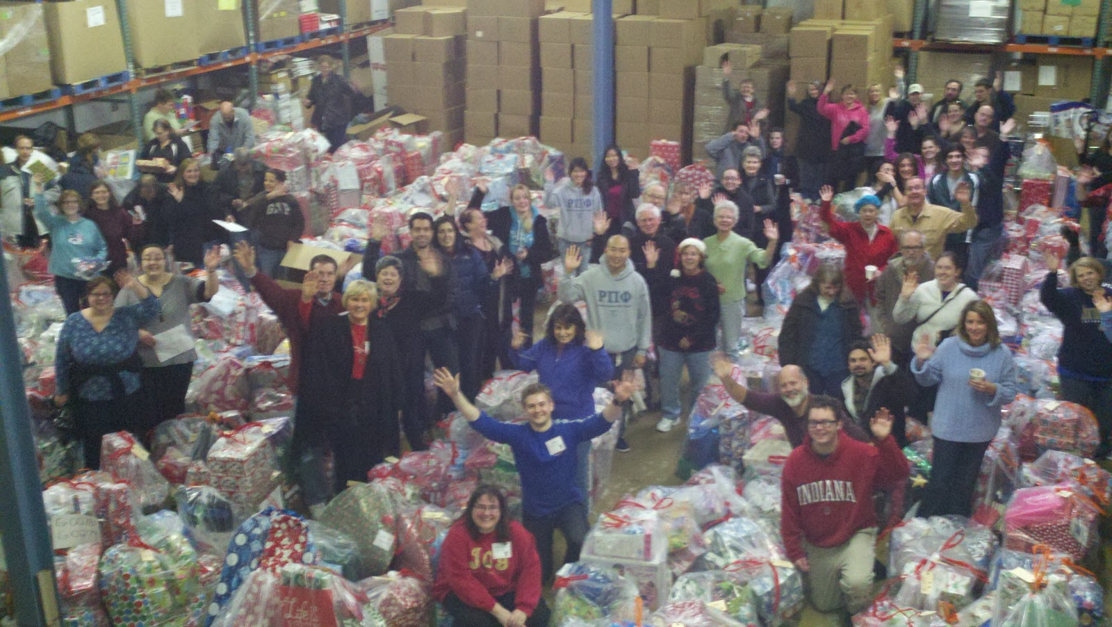Humanitarian Service Project: Holiday Hours at HSP!