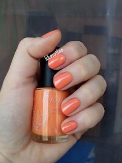 MeMeMe Long Lasting Gloss Nail Polish nr 64 - Spirited
