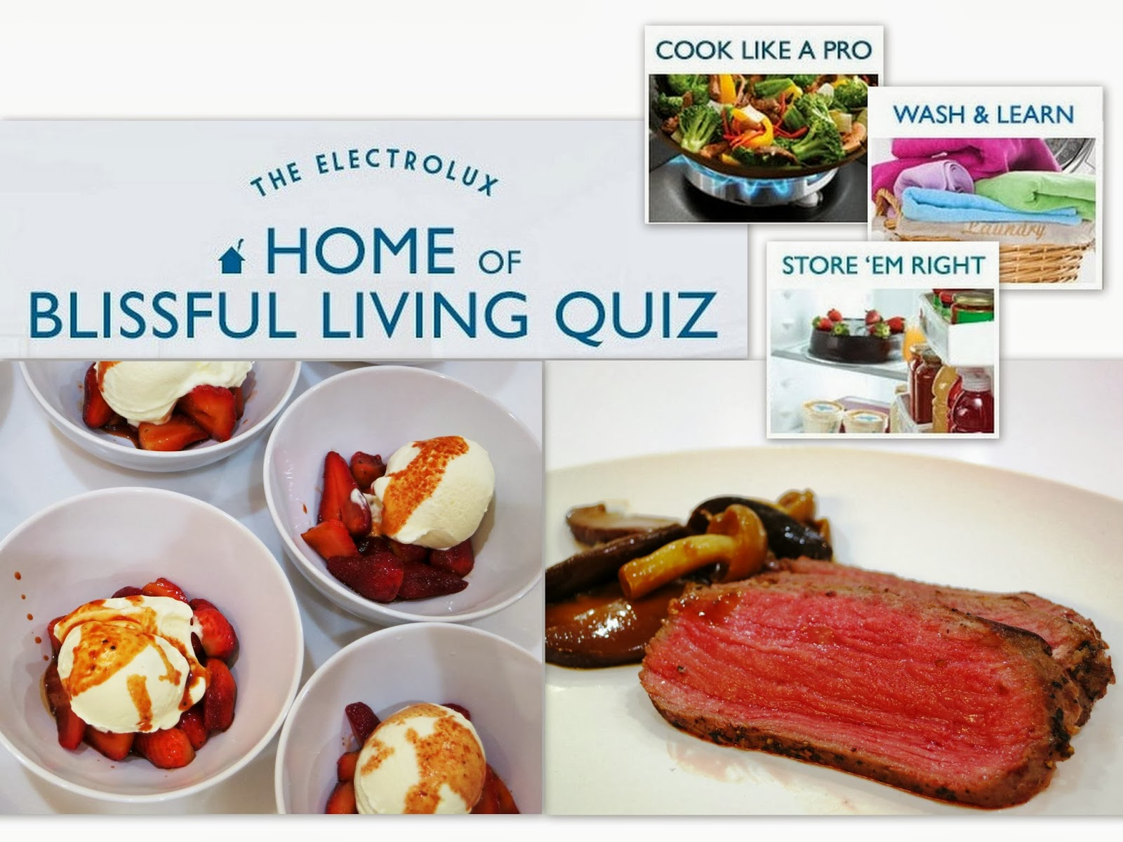 Pinkypiggu electrolux home of blissful living quiz win electrolux home of blissful living quiz win attractive prizes cooking demo recipes included forumfinder Image collections