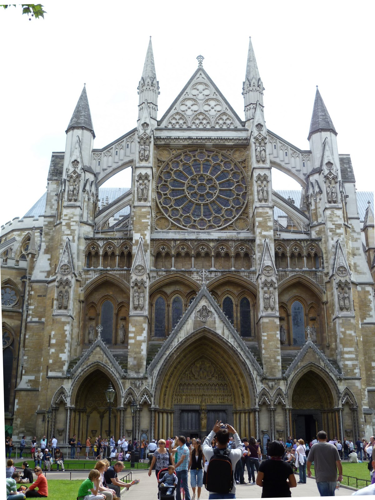 the origin and history of gothic architecture Gothic architecture evolved from the romanesque around 1100 ad and   whereas their only crime is that of being french by origin, by history,.