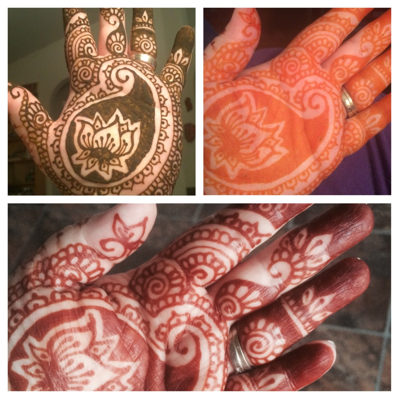 21st Century Wedding Henna