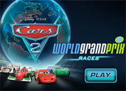 Cars 2: World Grand Prix Races
