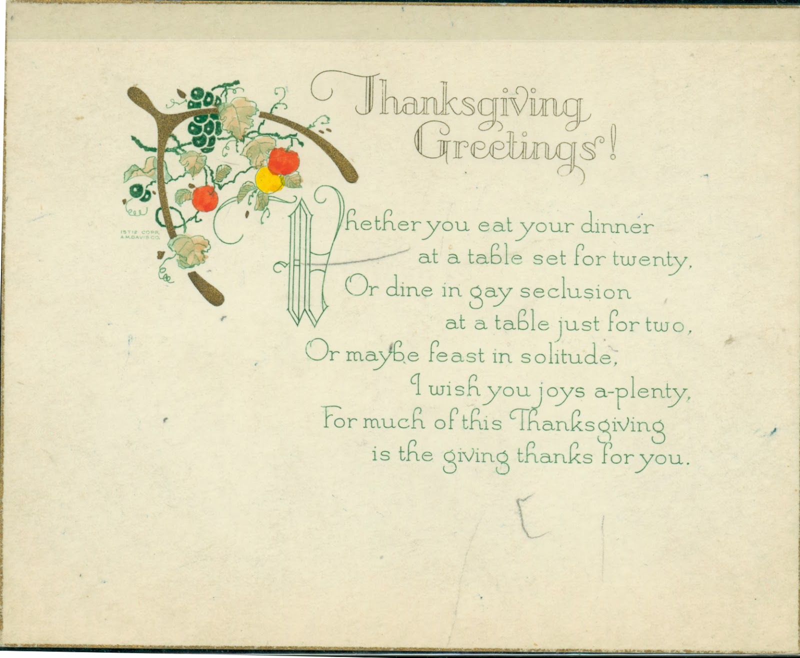 Imageslist Com Thanksgiving Cards Part 3