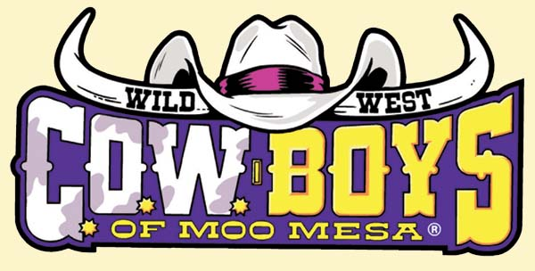 Wild West C.O.W.-Boys of Moo Mesa®