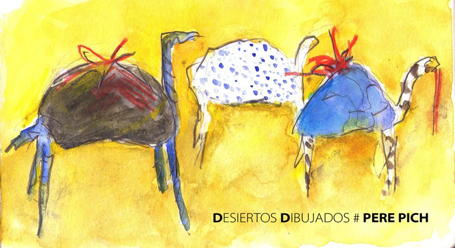 Desiertos Dibujados