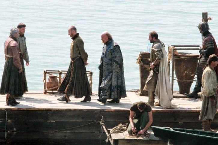 Game of Thrones - Season 5 - BTS Filming Photos
