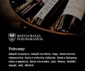 Dobre jedzenie w Krakowie