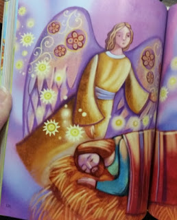 Angels in the Bible Storybook sample 2