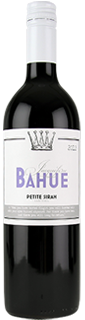 wine jacqueline bahue petite sirah